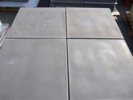 SALE 500X500X40MM CONCRETE CHARCOAL PAVERS ONLY $11.50 West Gosford Gosford Area Preview