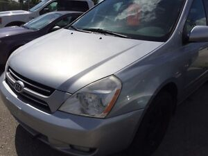 2006 KIA SEDONA **SAFETIED**