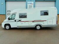 Adria Sport S577Sc with island bed DIESEL MANUAL 2011/11
