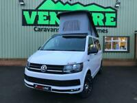 VW 150 DSG Auto T6 Highline, Brand New Camper Van, Campervan, Conversion T/Gate