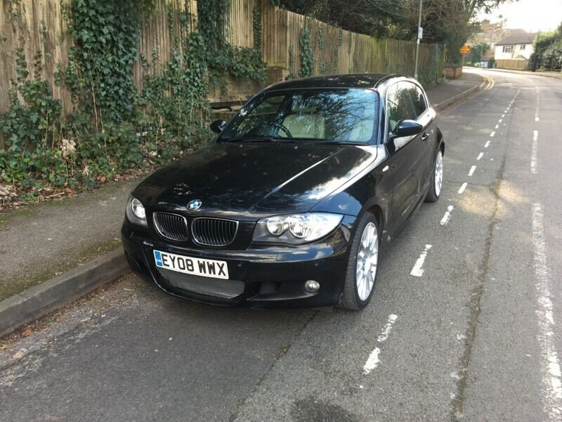 2008 bmw 1 series 118d in caterham surrey gumtree. Black Bedroom Furniture Sets. Home Design Ideas