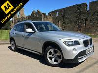 2009 59 BMW X1 2.0TD xDrive20d SE Silver **Full Service History**