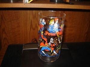 PETER PAN COLLECTIBLE GLASS(MCDONALD'S)&WINNIE & TIGGER GLASS London Ontario image 1