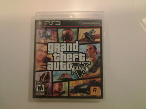 JEUX PS3 PAS CHER!!! GTA V, UNCHARTED, MWF 3 ECT...
