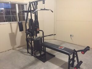 Home Gym or exercise station