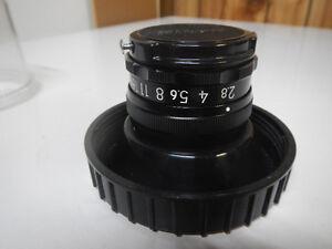 El-Nikor 50mm f2.8 lentille / lens