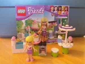 Lego Friends - Stephanie Bakery - 3930