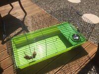 Large indoor guniea pig or rabbit cage