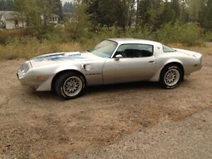 1979 Trans Am For Sale or Trade