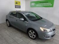 SILVER VAUXHALL ASTRA 1.6 SRI ***FROM £123 PER MONTH***