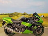 Kawasaki ZZR1400 ABS 2011 **LOW MILEAGE, YOSHIMURA EXHAUST, SEAT COWL, BOBBINS**