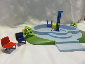 PLAYMOBIL 7934 - Swimming Pool
