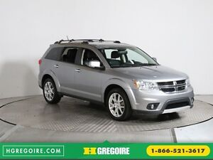 2015 Dodge Journey R/T AWD 7 PASS CUIR MAGS BLUETOOTH