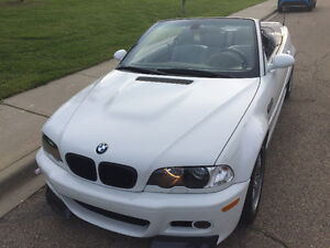 My baby needs to go -- 2004 BMW M3 Convertible