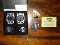 Speedplay chromoly light action action pedals