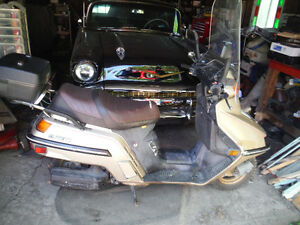 1985 Honda Elite 250 cc Scooter Trade for New Beetle