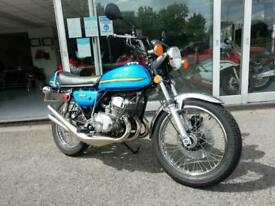 KAWASAKI S2 350, 1972, IMMACULATE UNRESTORED EXAMPLE, MUST BE SEEN!