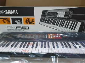 Yamaha keyboard brand new