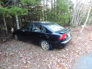 Used 2004 Honda Civic  $250 OBO (Not Drivable)