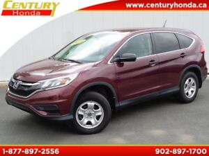 2015 Honda CR-V LX+100K WARRANTY