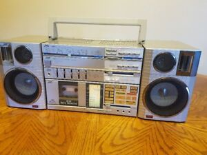 Any vintage Boombox collectors?