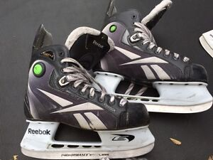 Reebok Skates Pump size 5 Moose Jaw Regina Area image 1