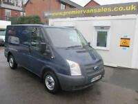 2013 63 FORD TRANSIT 2.2 280 SHORT WHEEL BASE, LOW ROOF, ONLY 48,000 MLS. IN BLU