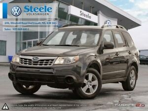2011 Subaru Forester X Convenience AWD, BLUETOOTH