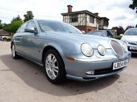 2004/04 Jaguar S-TYPE 2.5 V6 auto SE