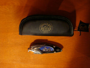 Harley Davidson Heritage Softail Collector Knife