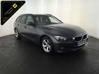 2014 BMW 320D EFFICIENT DYNAMICS AUTO ESTATE 1 OWNER BMW SERVICE HISTORY FINANCE
