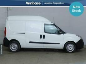 2017 Vauxhall Combo 2300 1.6 CDTI 16V 105ps H2 Van Euro 6 [Start Stop] PANEL VAN