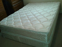2 Queen Mattresses - Moving Sale