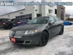 2012 Lincoln MKZ BASE FWD  - Low Mileage