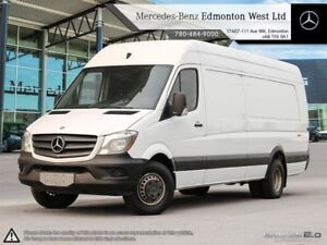 2014 Mercedes-Benz Sprinter 3500 Cargo 170 Ext.