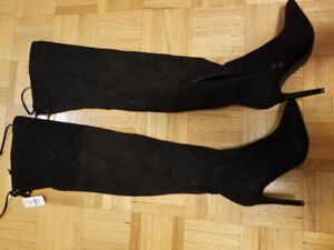 Thigh High Boots Size 6