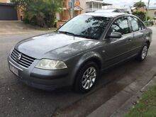 2004 VW PASSAT 4 Cyl 1.8 TURBO LUXERY REGO& RWC FULL SERVICE Woolloongabba Brisbane South West Preview