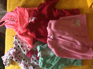 Nice clothing for baby girl good condition