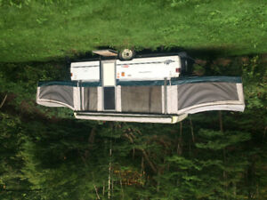 12' Coleman sun valley pop up trailer for sale $4,500.00