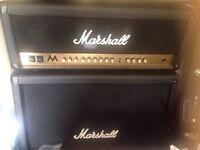 Marshall MA50H 50 Watt Valve Amplifier (Head only)