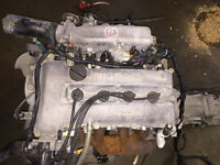JDM SR20DE S14 DOHC 2.0L ENGINE 5-SPEED TRANSMISSION, SILVIA 180
