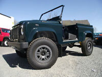 Land Rover 90 Defender 2.5 300TDI.