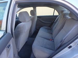 2006 Toyota Corolla CLEAN - NO ACCIDENT - ALLOYS - CERTIFIED Kitchener / Waterloo Kitchener Area image 10