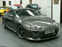 1998 Toyota Supra RZ Twin Turbo Coupe Petrol Manual