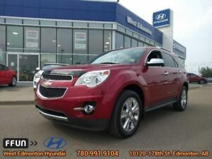 2013 Chevrolet Equinox LTZ AWD V6  AWD leather navigation blueto