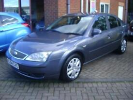 Ford Mondeo 2.0 TDCI LX 5dr SIX SPEED GEARBOX