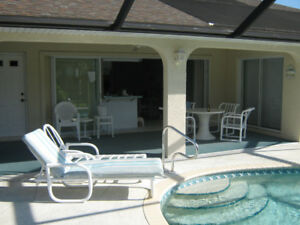 BEAUTIFUL CANADIAN OWNED PORT CHARLOTTE HOME FOR RENTAL