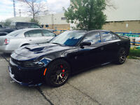 hellcat  charger  2015  one of kind 707 HP ROCKET !