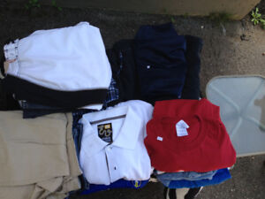 Assorted Men's Name Brand Clothing (NEW/Like New)