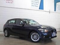 2012 BMW 1 SERIES 116d SE Bluetooth GBP30 Tax Low Miles Isofix 6 Speed